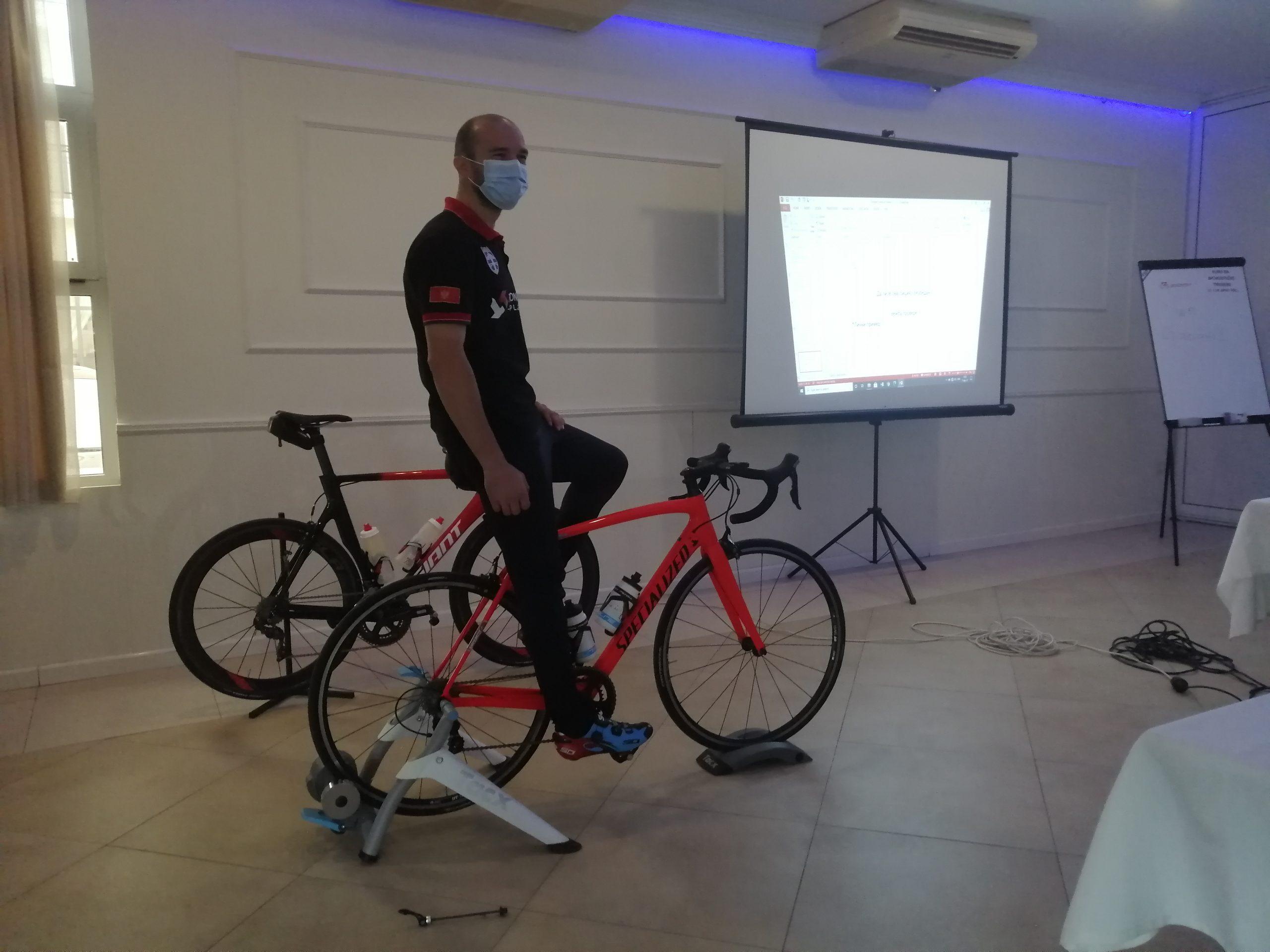 Realizovana obuka za biciklističke trenere i sudije