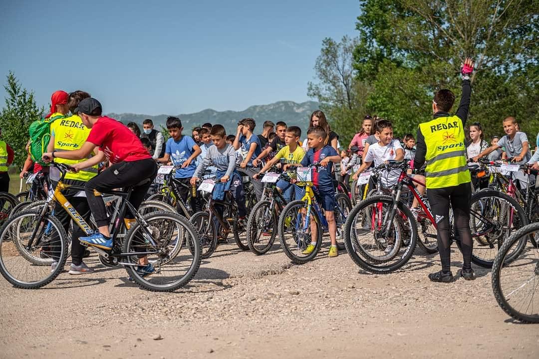 BK Perun obilježio 3.jun, Međunarodni dan bicikla