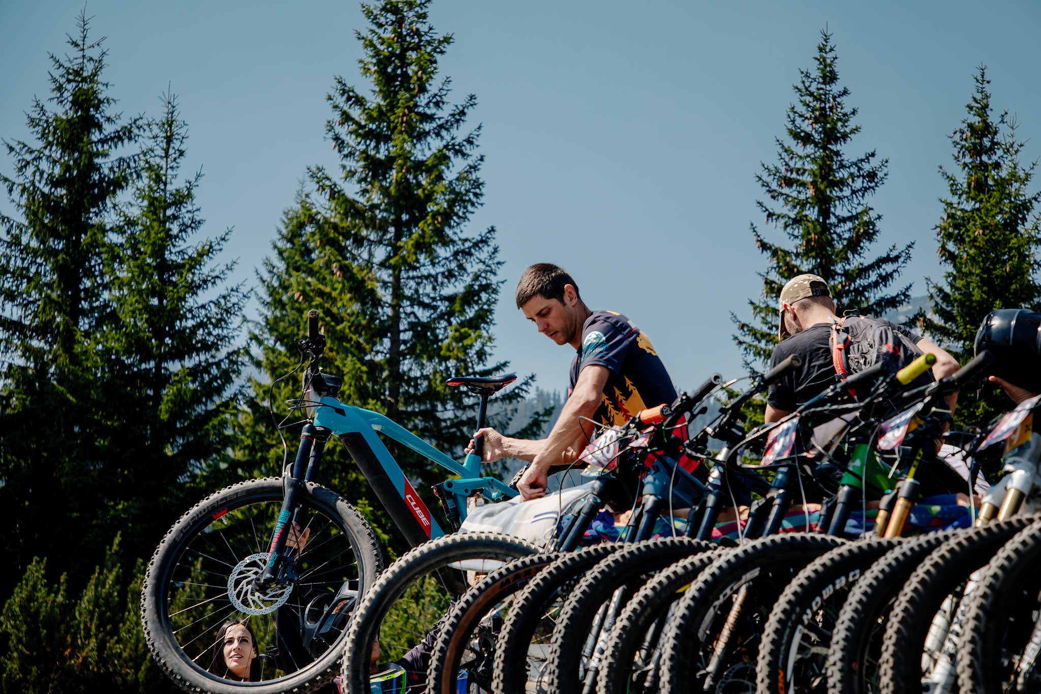 Održano šesto izdanje međunarodne trke u brdskom biciklizmu