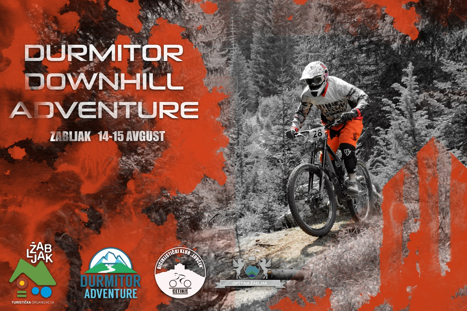 Propozicije za Durmitor Downhill Adventure 2021